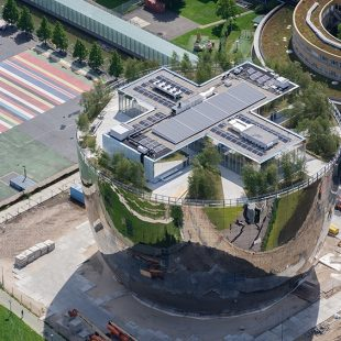 En 2021 se inaugura el primer depósito de obras arte con acceso público en el mundo